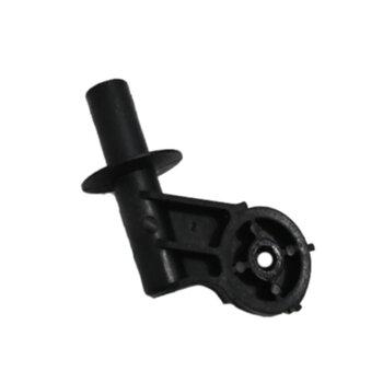 Mecanismo do Oscilante Suporte do Motor Ventilador Ventisol 40/50/60cm Preto - Suporte de Oscilação Ventilador Ventisol