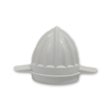 Carambola para Espremedor de Frutas MONDIAL Line Branca - Encaixe Sextavado 17mm - Carambola Uso Laranja com Abas Laterais
