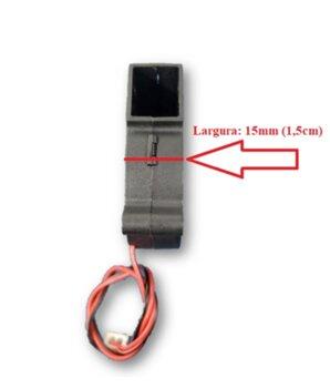 Exaustor Microventilador 04,5cm 12Volts  0.06A - Ventoinha Cooler Umidificador VentisoL U-04 Cooler para Umidificador.