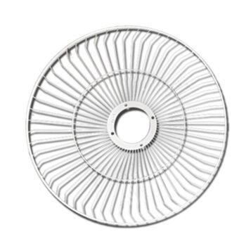 Grade para Ventilador VENTI-DELTA 50cm Premium/Gold - Metal Branca - Serve p/Dianteira ou p/Traseira - *Vendida p/Unidade