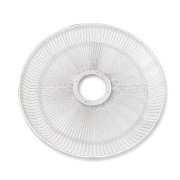 Grade para Ventilador VENTI-DELTA Premium/Gold 40cm - Metal Branca - Serve p/Dianteira ou p/Traseira - Vendida p/Unidade