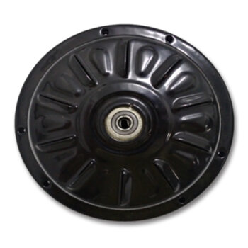 Motor para Ventilador de Teto Loren Sid M3 motor pequeno - com Rosca p/luminária - Branco - 3P 220v
