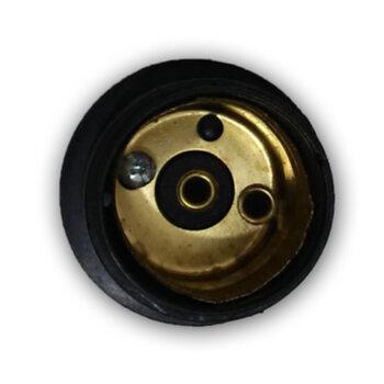 Soquete para Luminária Ventilador de Teto Loren Sid Pérola Ventilador Primor Ventilador Platun Ventilador Requinte - Soquete c/Rosca p/Fixação