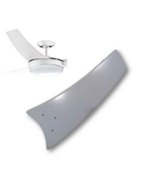 Pá Hélice Ventilador de Teto Ventisol Diamond - MDF Branca - Vendida p/Unidade - Ventilador Diamond - Ventilador Fharo -  Ventilador Versatti