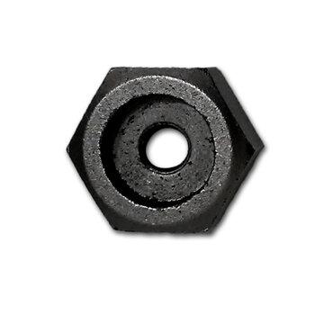 Porca para Eixo do Disco no Motor Climatizador Joape BOB - Porca Rosca Direita 6,0mm p/Fixar o Disco no Eixo LADO DISCO