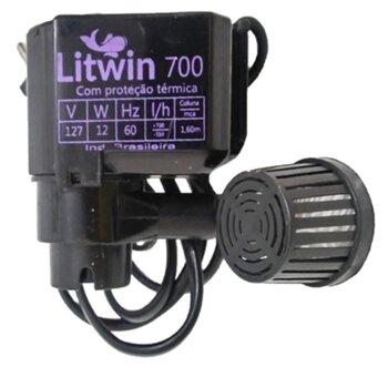 Bomba de Agua para Climatizador 110v Vazao 0550/0700LH Hmax.1,60M - Climattize - Ebone FOG1 FOG2 FOG3 - Eco Mariz EcoClean - Delta Brisa - Ventisol -