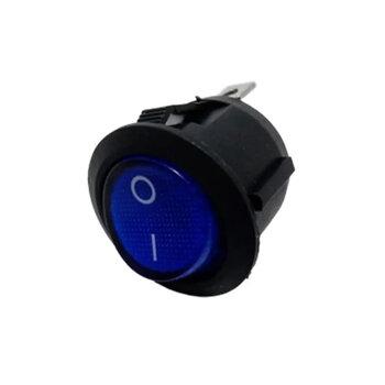 Tecla Liga Desliga do Climatizador Joape BOB 110v Led Luminoso Azul - Climatizador EcoClean Mariz
