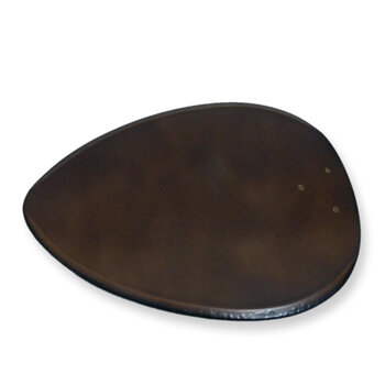Pá Hélice para Ventilador de Teto Volare - Modelo Focus Petalo Palmae Material MDF Ratan Tabaco Escuro - *Vendida p/Unidade