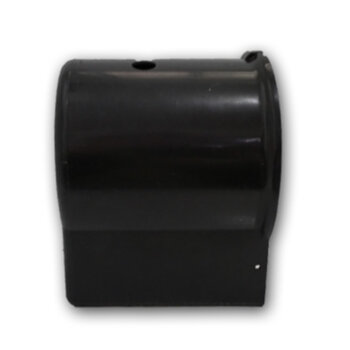 Capacete do Motor do Ventilador LOREN SID Turbo 50/60cm Modelo Sprint Padrao Parede - Capa Plastica Preta s/Alca