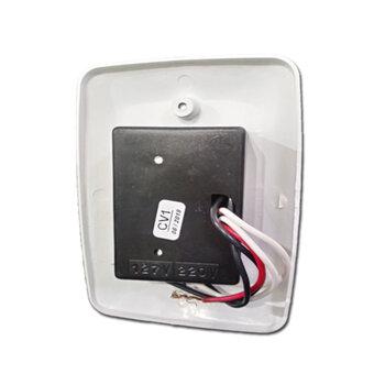 Chave para Ventilador de Teto Arge 127Volts CV-1 Dimer Rotativo 200w c/Teclas Liga/Desliga/Reverte + Tecla p/Lâmpada