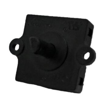 Chave do Climatizador Ventisol CLIPRO45 Bivolts SEM BOTÃO - Tecla Liga Desliga Climatização ou Oscilação - Chave Frio/Oscilar 127-220V