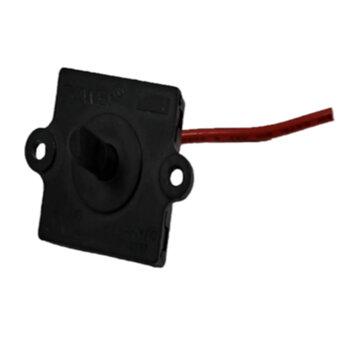 Chave do Climatizador Ventisol CLIPRO70 Bivolts SEM BOTÃO - Tecla Liga Desliga Climatização ou Oscilação - Chave Frio/Oscilar 127-220V