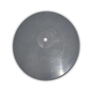 Disco do Prato Evaporador para Climatizador Veneza Solaster - Diâmetro 25,70cm Encaixe Eixo 1,70cm - Disco Climatizador Goar Solaster Veneza
