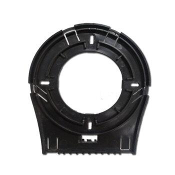 Tampa Dianteira do Ventilador Ventisol 50/60cm Plástica - Anel Frontal/Capa De Montagem Dianteira do Motor