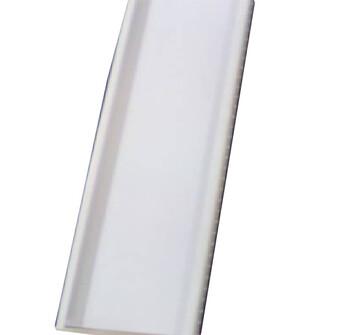 Regua para Instalação de Ar Condicionado Portátil - Régua para Regular Abertura em Janela - Kit c/2-Peças