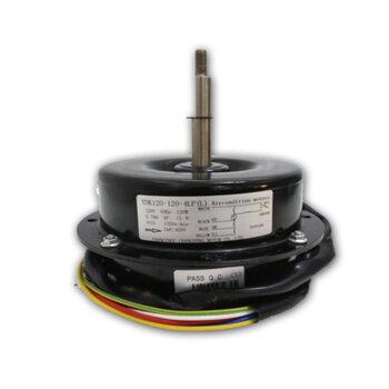 Motor para Climatizador Ventisol 45Litros CLIPRO45 220v05,0uF 170w - Lado Hélice Giro Horário - Usar Capacitor 5,0uF - Eixo 12mm - Motor Original