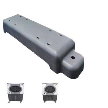 Suporte Base das Rodas para Climatizador Ventisol Linha PRÓ70/100Litros - Suporte das Rodas CLIPRO70 e CLIPRO100 - *Vendido p/Unidade