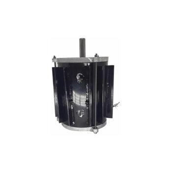 Motor para Exaustor VENTISILVA 50cm E50M4 Bivolts - Eixo 17mm - Motor Completo *Usar c/Capacitor de 12,0uF