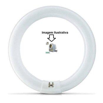 Lâmpada para Mata Mosca Turbine Mini MOEL 220Volts - Lâmpada para Armadilha Luminosa Mata Mosca Captur - Lâmpada Fluorescente Circular 32W 220V
