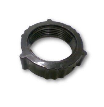 Porca do Anel Frontal da Grade do Ventilador VENTISOL 50/60cm MX Preto - Porca Plástica Diâmetro Interno da Rosca 4,20cm