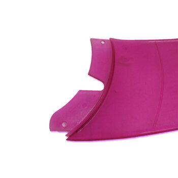 Pá Hélice para Ventilador de Teto SPIRIT Rosa Neon VT200 VT201 VT202 VT203 VT300 VT301 VT302 VT303 - Plastica Rosa Neon - Vendida p/Unidade - Original