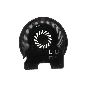 Capacete de Proteção Ventilador Loren Sid Turbo Sprint Branco - Capacete do Motor Ventilador Loren Sid Turbo 30/40cm Anterior