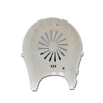 Capacete do Motor para Ventilador Ventisol 50/60cm New Notos Branco - Capa Plastica para Ventilador de Mesa, de Coluna ou Parede