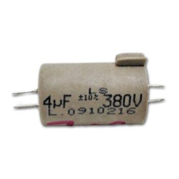 Capacitor de Partida com terminal 3/4 polos 04uf 440VAC CAP004,0