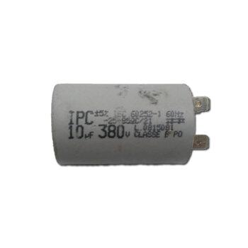 Capacitor para Ventilador Loren Sid - Capacitor de 10,0uF 380vac com Terminais 3 ou 4 Polos - Ventiladores Loren Sid