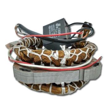 Estator Bobinado para Ventilador de Parede Ventisol 60cm Bivolt 200W c/Capacitor 06,0uF - Bobina VO BIV Ref.1005