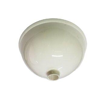 Canopla Plástica Superior para Ventilador de Teto Venti-Delta - Diâmetro 16cm - Loren Sid - Arge - Tron - Ventisol - Etc...