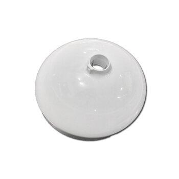 Canopla Plástica Superior para Ventilador de Teto Ventisol - Utilizada Quando Tem/Terá Controle Remoto - Canopla Controle Remoto Ref.3611
