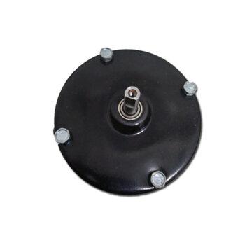 Motor para Exaustor Venti-Delta Linha Pesada 20cm BIV02,5uF 70W Alta Rotação 0980m3h 3400rpm 78dB