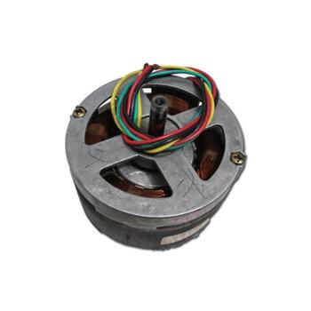 Motor para Ventilador AC VENT Eclipse Bivolt 1/25cv - Eixo c/Rosca p/Porca Frontal - Montar c/Helice Metal - Motoventilador Monofasico ACVent