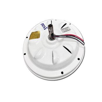 Motor para Ventilador de Teto VENTI-DELTA New Light 220v Branco p/3Pás - Modelo c/Rosca p/Luminária - Usar c/Capacitor 2,5uF (2 ou 3 Fios)