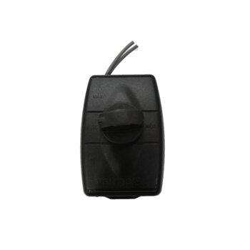 Chave para Ventilador de Parede Ventisol - c/Caixa Preta Dimer c/Off Bivolts 200w Controle Rotativo 3Velocidades - Ventiladores New Bivolts Steel