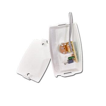 Chave para Ventilador de Parede Ventisol - c/Caixa Branca Dimer c/Off Bivolts 200w Controle Rotativo 3Velocidades - Ventiladores New Bivolts Steel