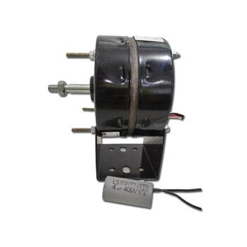 Motor para Climatizador EBONE FOG3 220v 130/150W Lado do Disco Pulverizante - Eixo Rosca 9,0mm - 1/5CV 2P 3517/3617RPM - Motor Climatizador EBONE