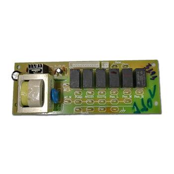 PLACA DE COMANDO CLI MB70 MC70 127V - CIRCUITOS