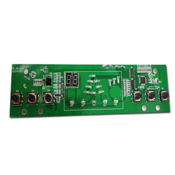 PLACA DE COMANDO PAINEL LED FUNCOES CLI MB MC70 127V - CIRCUITOS