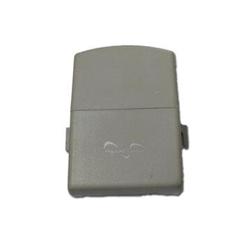 Caixa Compartimento da Placa de Comando Receptor do Controle Remoto Climatizador Aquaclima Master Flux