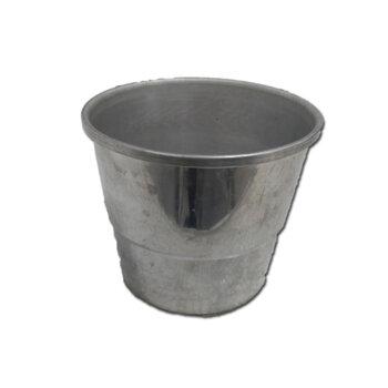 Copo Coletor de Suco de alumínio - Copo para Espremedor de Frutas - Serve p/Vários Modelos Diversos - *SALDÃO*