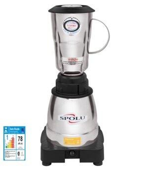 Liquidificador Alta Rotação Spolu 1 Litro 220v 800w - Modelo Gourmet Luxo Spl-021 - Liquidificado Spolu