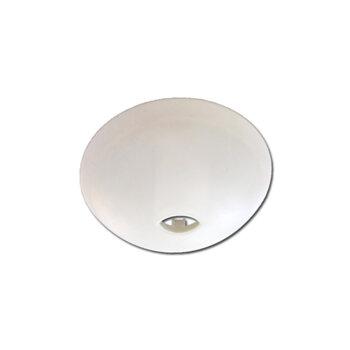 Canopla Plástica Superior para Ventilador de Teto Spirit - cor Branca - Canopla Original que Trava no Suporte do Ventilador SPIRIT