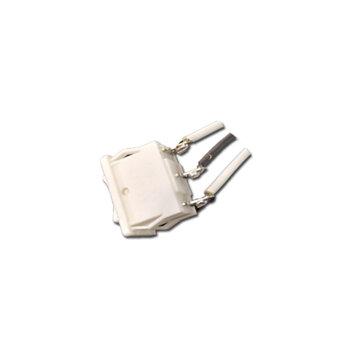 Tecla de Reversão para Chave de Ventilador de Teto - Tecla Branca - Liga/Desliga/Reverte Ventilador de Teto - Vendida p/Unidade