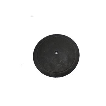 Borracha Redondo para Fixação do Vidro da Luminária do Ventilador Tron Naulu / Quadrimax - Espessura 3mm