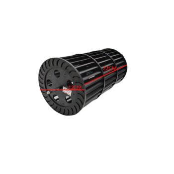 Ventoinha do Climatizador MGEletro - Turbina tipo Siroco - Cirocco