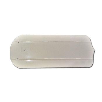 Pá Hélice para Ventilador de Teto Venti-Delta Comercial Delta Plus Eco / Primavera  - Modelo Metal cor BEGE - p/Garra GRANDE - Vendida p/Unidade