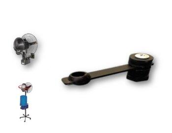 Braço de Oscilacao do Climatizzador Climattize Easy - Fix Giro - Braco de Ligacao do Motor de Giro x Mecanismo de oscilação