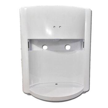 Carenagem Frontal Branca BRPA Sem Impressão do Filtro Purificador Latina Puri-ice - Puriice PA355